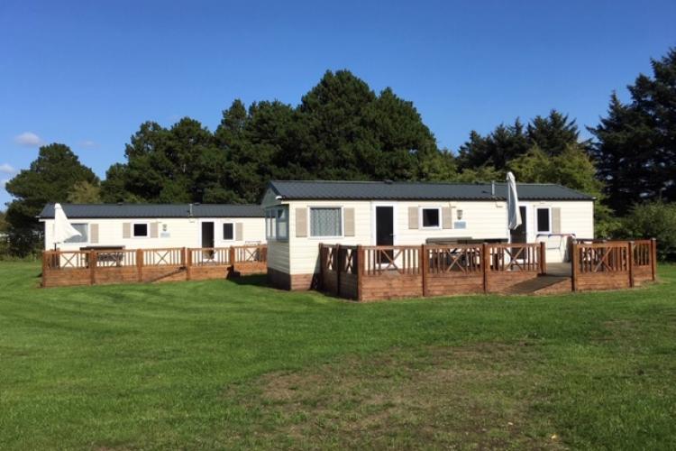 Mobilhomes - Camping med stil