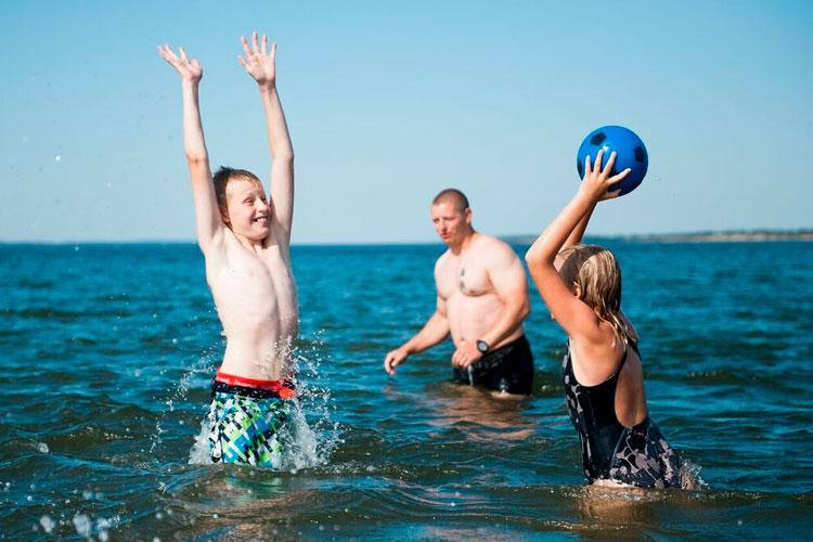 Aktiv ferie ved Fjorden
