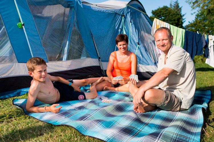 Hos Limfjords Camping er der plads til alle